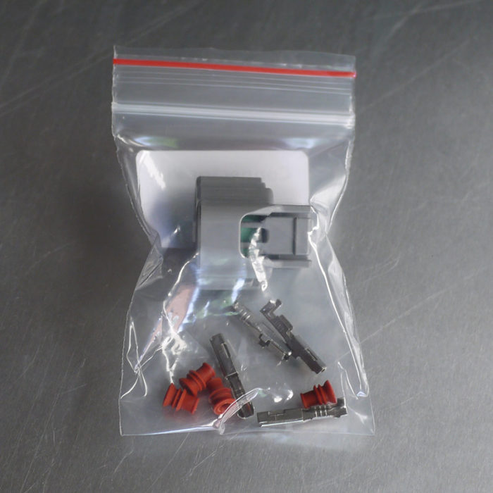 Connector kit- Suits 2 pin Denso VVT Solenoid-385
