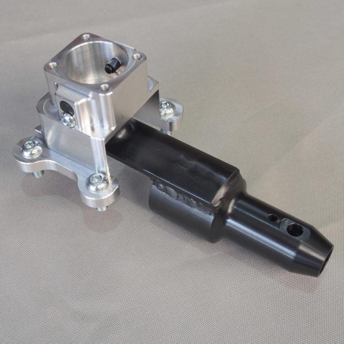 J160 gearbox- Gear shifter relocation kit-687