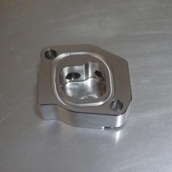 4age 16v- Universal Slimline Rear Water Outlet-48