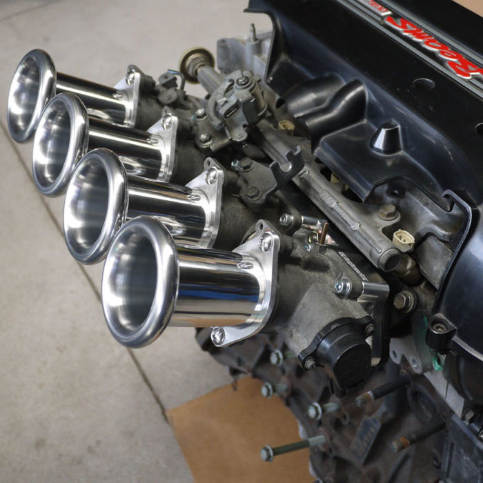 3sge beams quad individual throttle intake