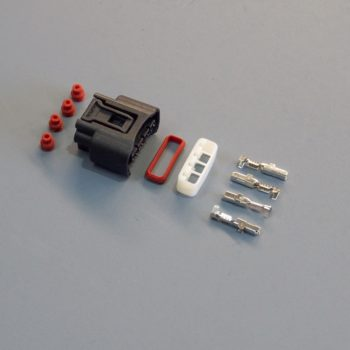 Connector Kit – Suits 4 Pin Denso Individual Coilpacks – Set Of 4