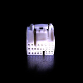 ECU Plug Connector Kit- Suits 24 Pin Plug - 3 Row-497