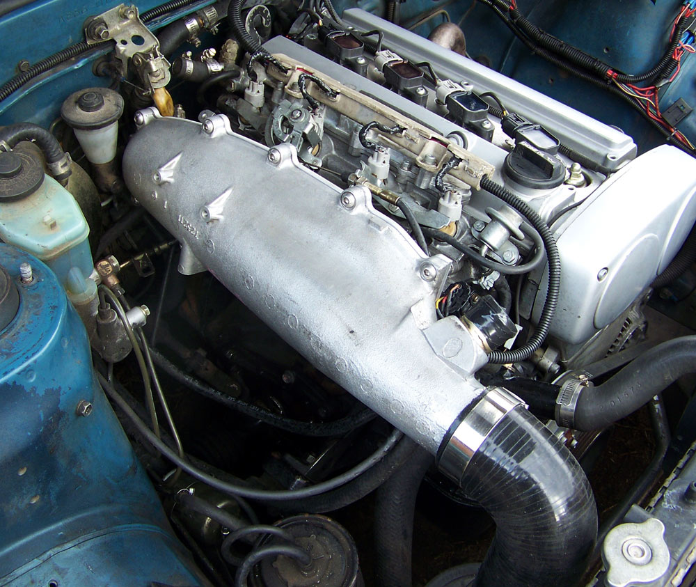 20V 4AGE Engines and Aftermarket ECU's - SQ Engineering