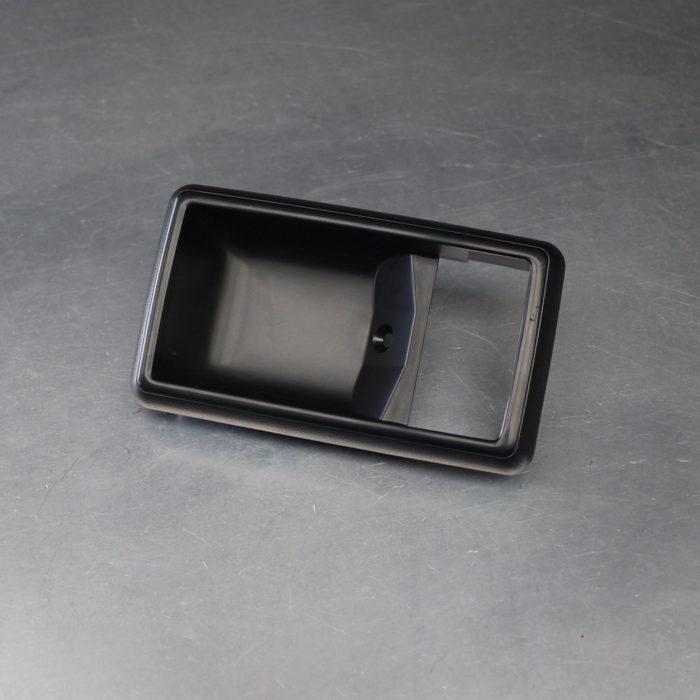 AE86 – Inner door latch suround – black-0