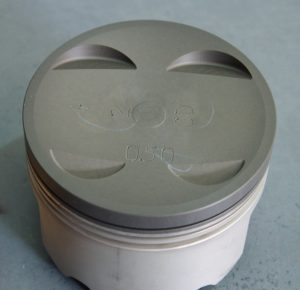 16v 4agze- Piston Set 81.5mm (+0.5) With Rings.-902
