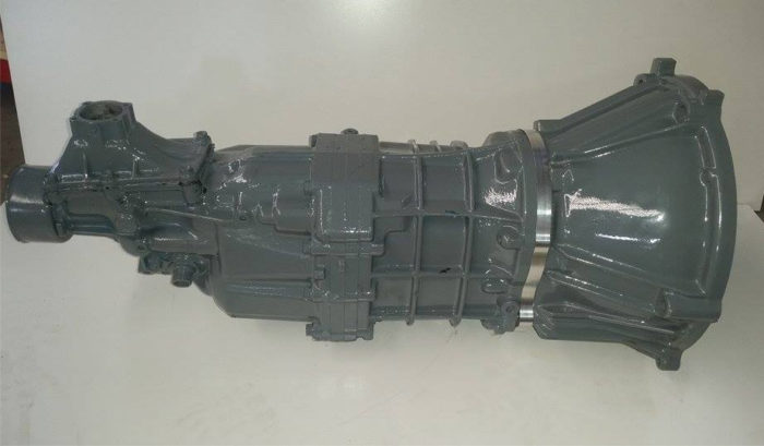 4age to Supra W5x gearbox adapter