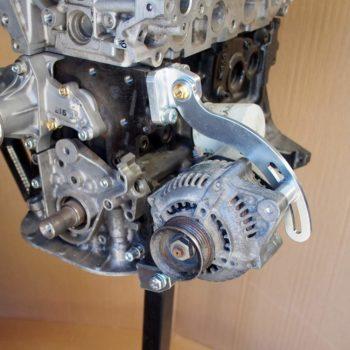 7a / 4age- Exhaust Side Alternator Bracket