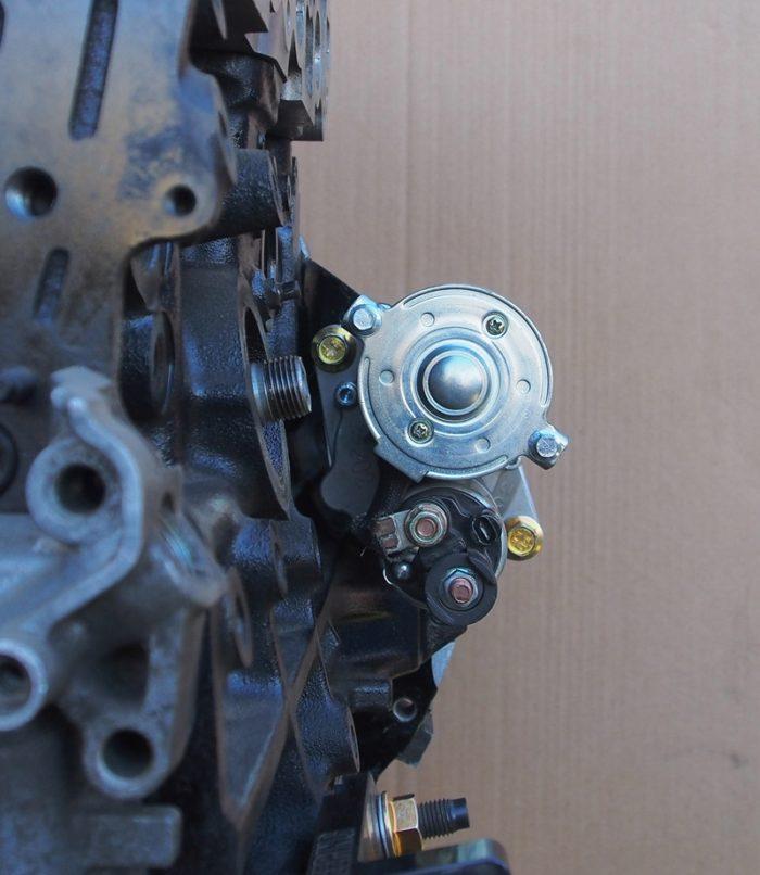 4AGE & T50- Starter motor upgrade adapter-781