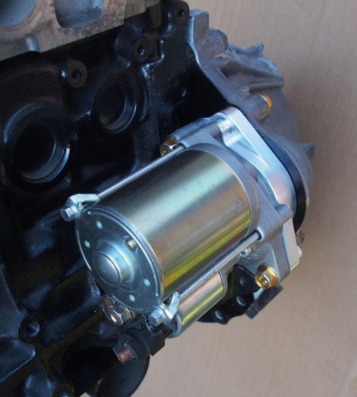 4AGE & T50- Starter motor upgrade adapter-782