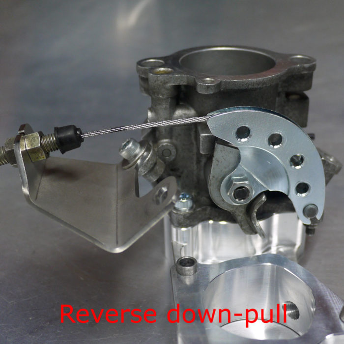 Throttle linkage kits to suit 4age 20V throttles-481