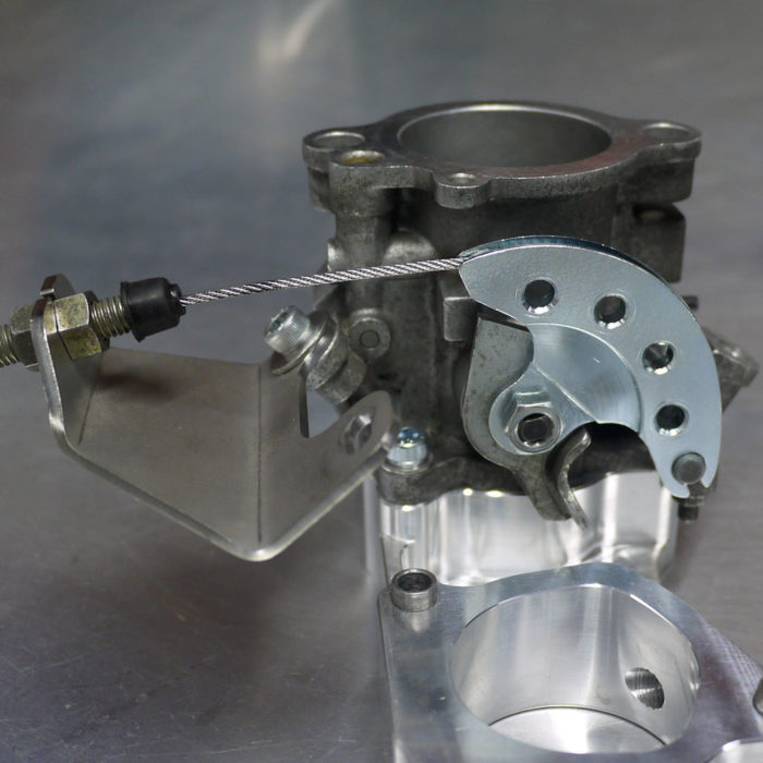 Throttle linkage kits to suit 4age 20V throttles-0