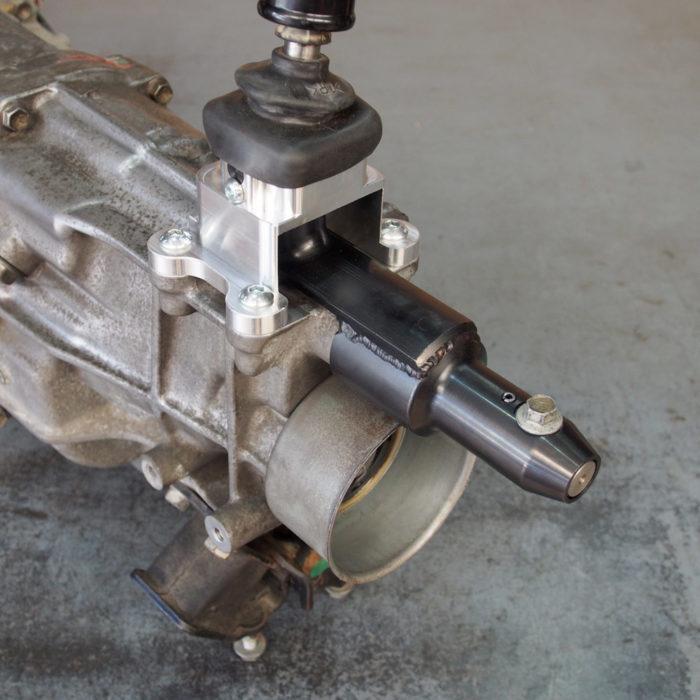 J160 gearbox- Gear shifter relocation kit-690