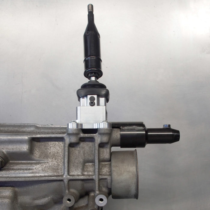 J160 gearbox- Gear shifter relocation kit-702