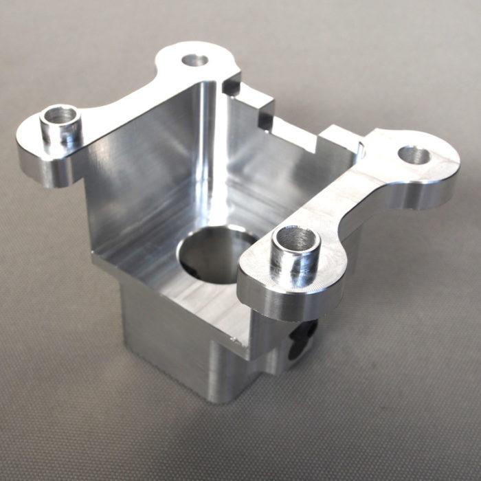 J160 gearbox- Gear shifter relocation kit-700