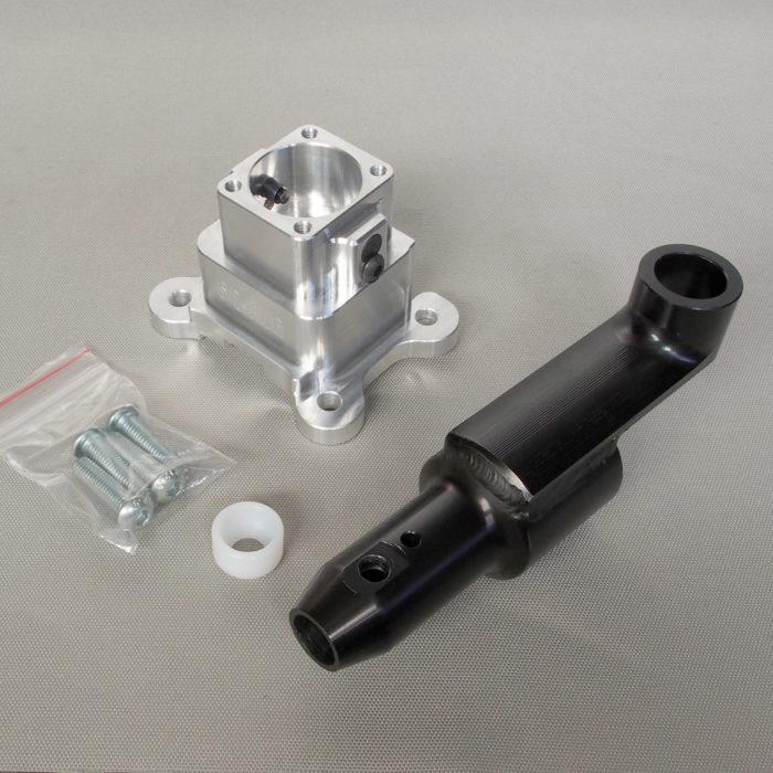 J160 gearbox- Gear shifter relocation kit-0