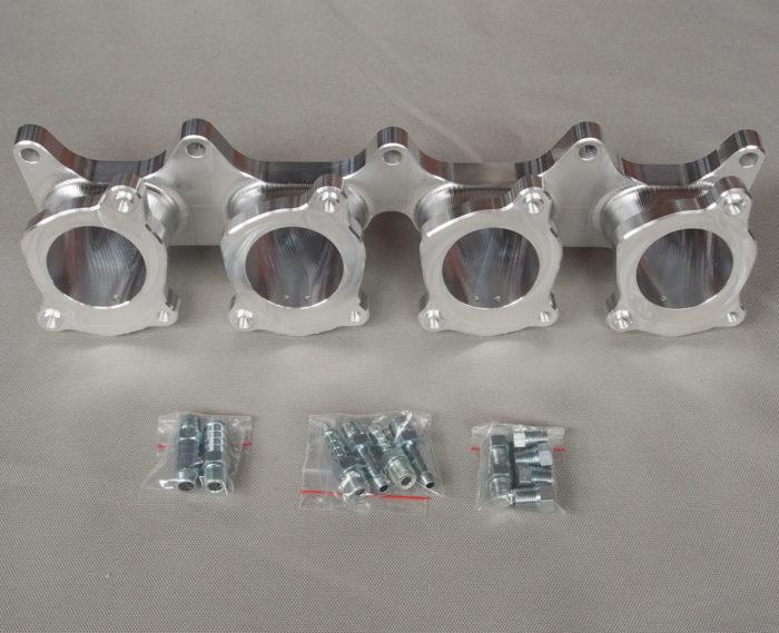 16V 4age- Quad throttle / ITB adapter-0