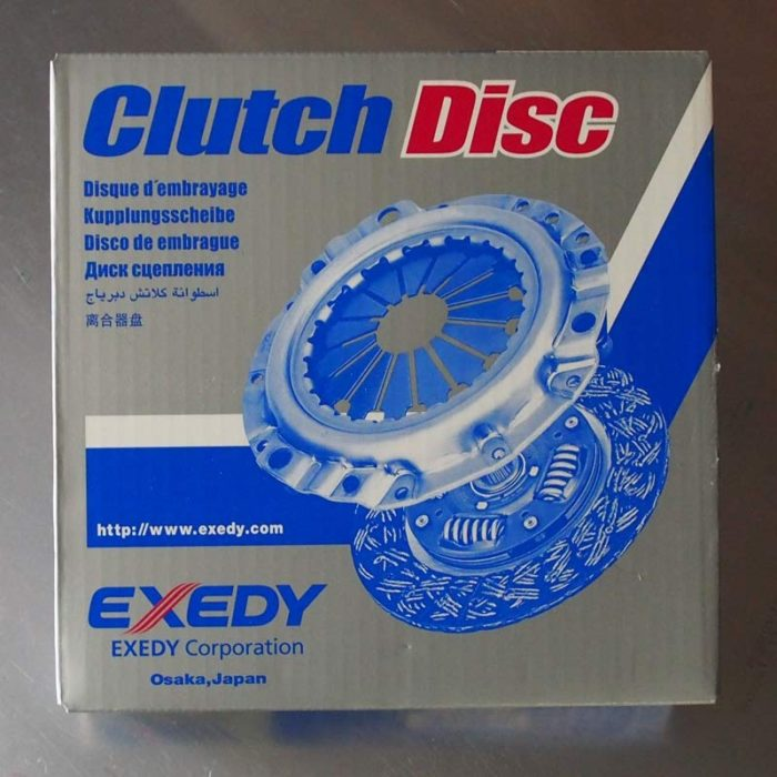 4age to W5x / J160 gearbox adapter- Clutch friction disk-0