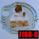 Gearbox Adapter Kit: 4AGE / 7A To J160-G (1GFE) -860