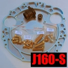 Gearbox adapter kit: 4AGE / 7A to J160-S (3sge Beams) -835