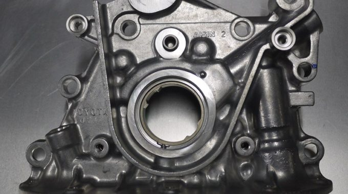 4age Oil Pressure kit install guide - SQ Engineering