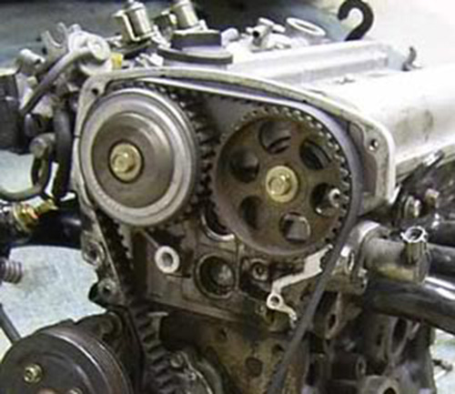 Working with the VVT on a 4AGE 20V Engine - SQ Engineering